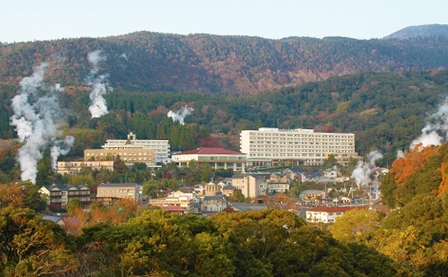 Kirishima Hot Springs Village