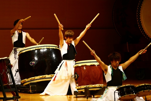 第30回霧島高原太鼓まつりを開催しました