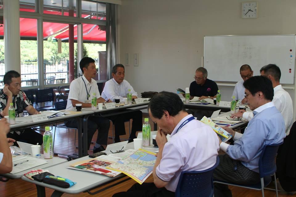 鹿児島県5市観光協会情報交換会を行いました