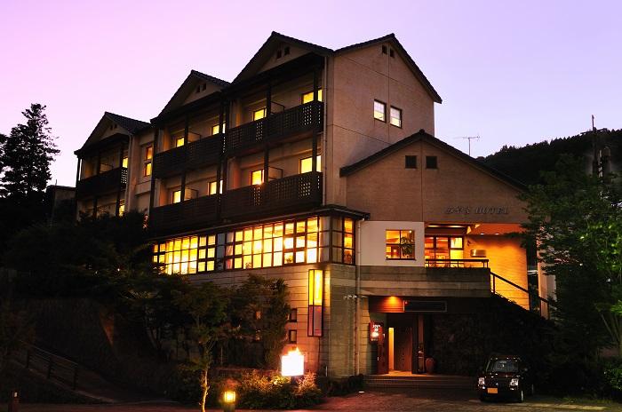みやまホテル