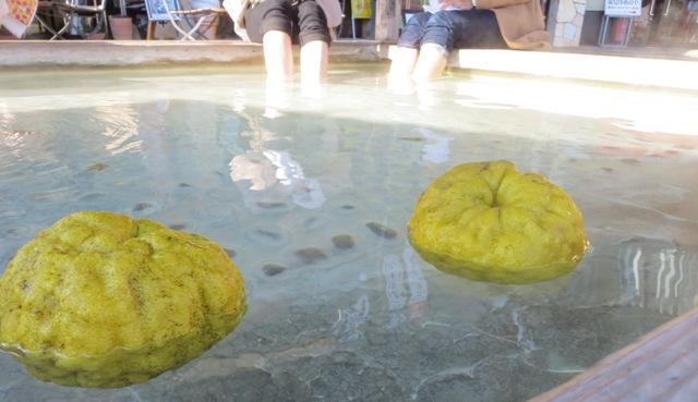 冬至の日のお風呂は…