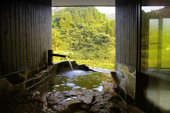 かれい川の湯