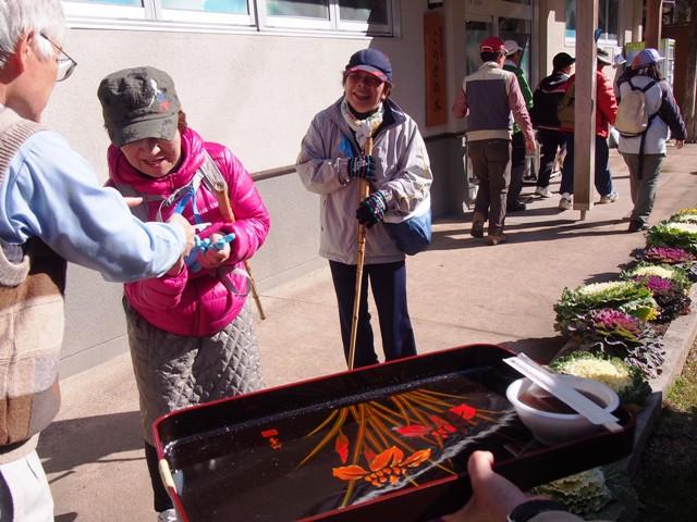 九州オルレフェア「癒しと温泉の鹿児島オルレ~霧島・妙見コース~」が開催されました2015.2.14