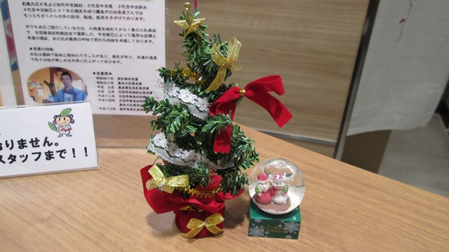 気分はもうクリスマスです★☆