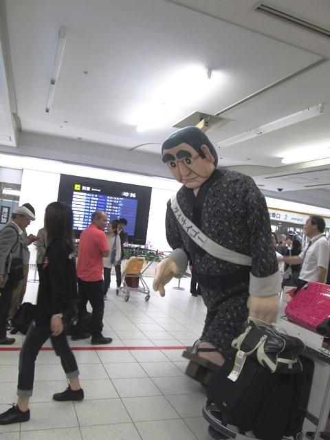かごしま空港焼酎まつり