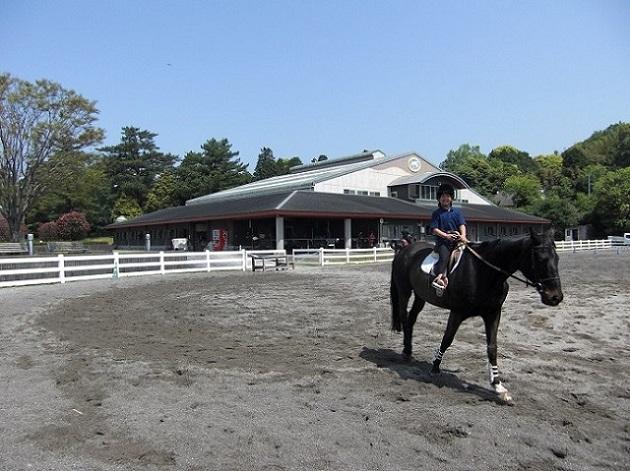 霧島高原 乗馬クラブ