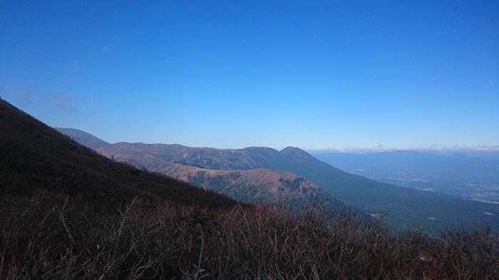 夢が丘登山口より