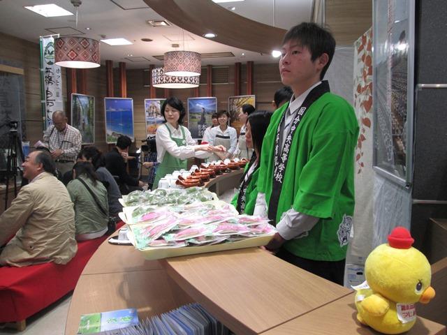 100円茶屋!