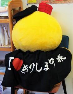 きりしまゆ旅 第130代横綱の誕生です☆