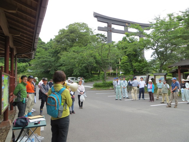 霧島ゴミゼロ作戦2015!