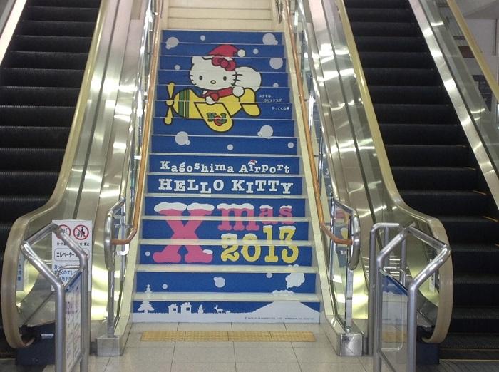 クリスマスな空港