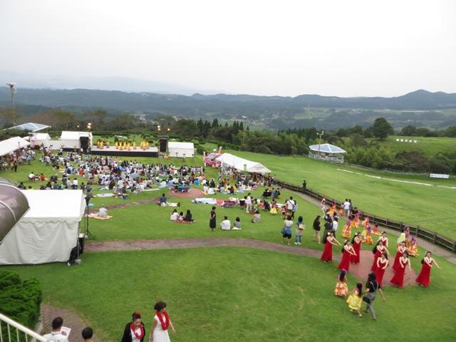 第5回ありがとう霧島!感謝フェス!霧島フラフェスティバル が開催されました