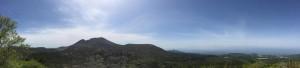 えびの岳からの絶景