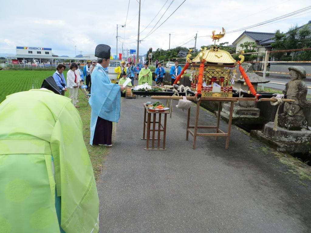 大穴持神社 御神幸祭に行ってきました!
