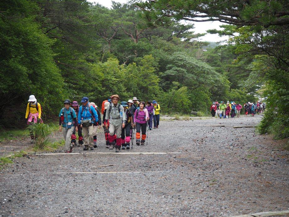 第3回中秋の名月高千穂峰満月登山を開催しました