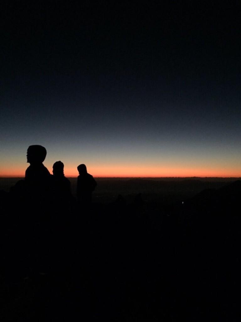 韓国岳からの絶景☆
