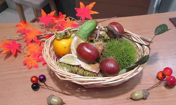 🌰秋の味覚🍁