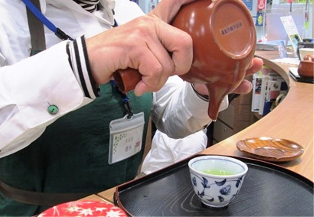霧島茶のご紹介♪