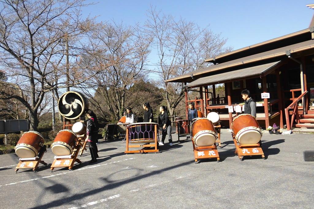 霧島九面太鼓公演を開催します。