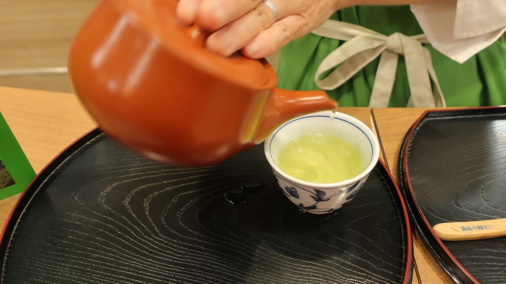 霧島の新茶はいかがですか?