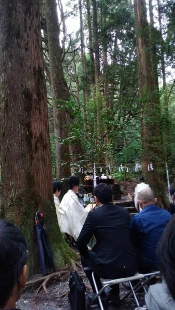 山神祭(11月16日)