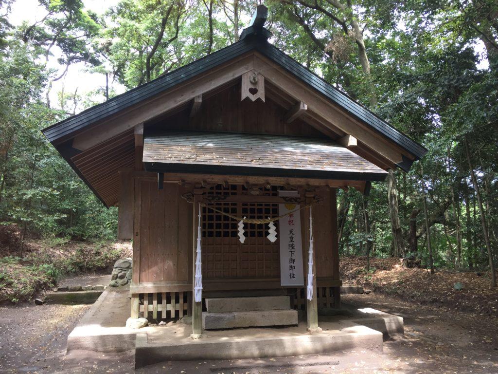 野上神社を訪ねて