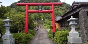 旧村社 稲荷神社