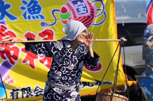 南九州神楽まつり出演 浜之市魚とい踊り保存会のご紹介