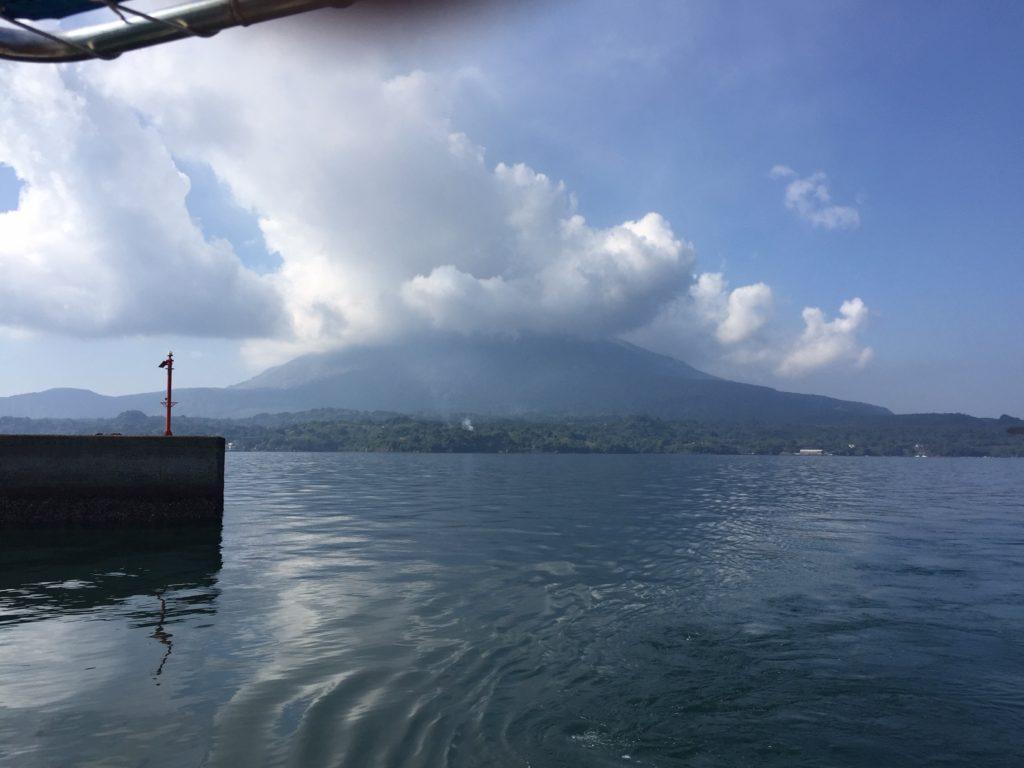 霧島錦江湾クルーズに乗船しました☆
