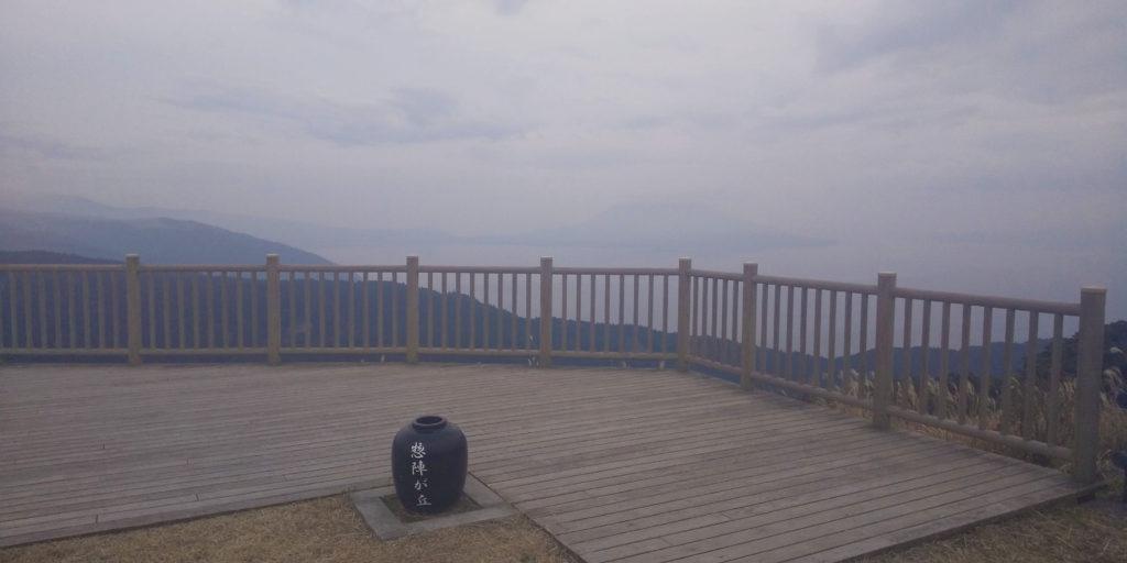 ダイヤモンド桜島を求めて…(`・ω・´)