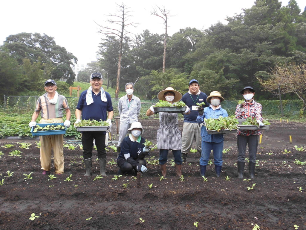 Kirishima Community Garden Project番外編② 開催しました!