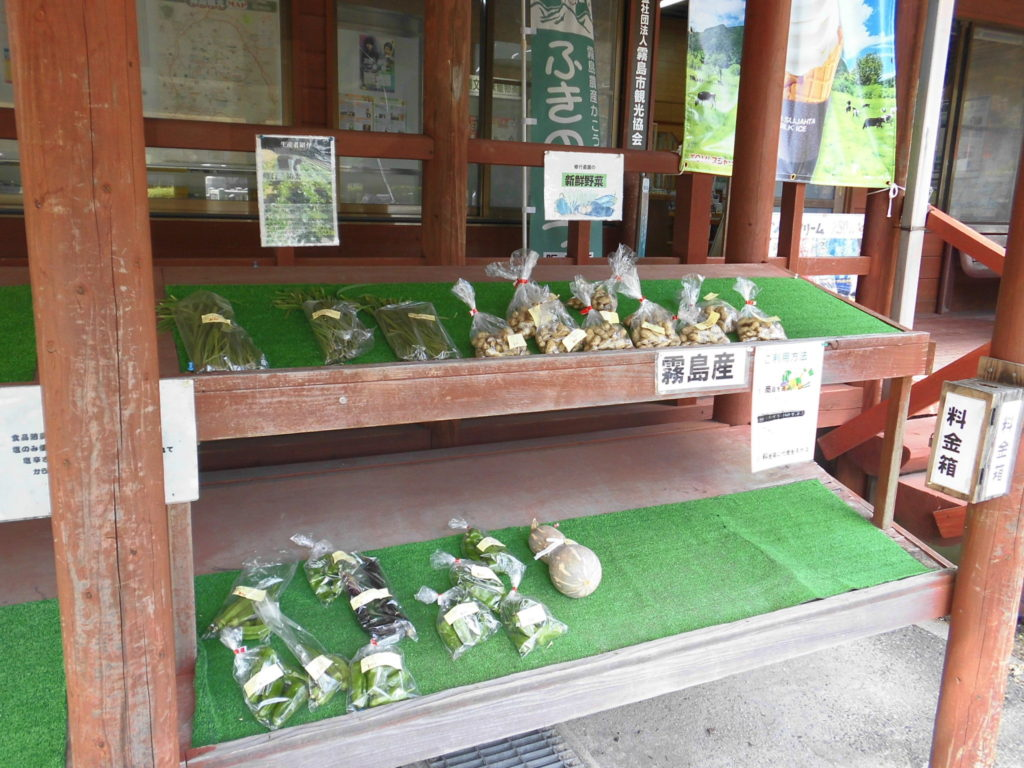 Kirishima Community Garden Projectの苗販売開始しました!