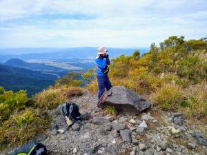 甑岳とアバンダントしらとり郷土の森トレッキング